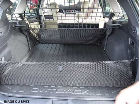 subaru outback cargo net cargo net installation question subaru outback subaru