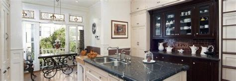 san francisco custom kitchen cabinets domicile designs