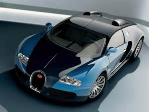 Bugatti Veyron Blue Pictures Blue And Black Bugatti Veyron