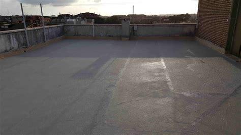 pavimentazione terrazzo di copertura rifacimento ristrutturazione pavimentazione di terrazzo a
