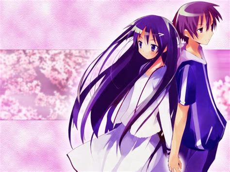 pasangan anime jepang romantis koleksi gambar animasi kartun jepang wallpaper terbaru