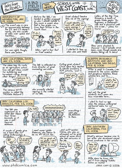 phd comics advisor field phd comics field journal west coast schools
