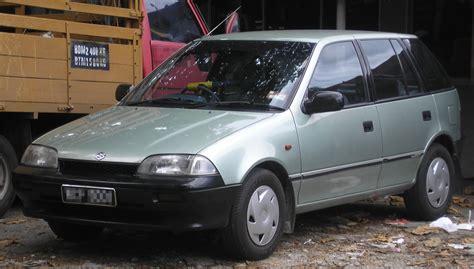 Suzuki Second Generation File Suzuki Second Generation Front Kuala