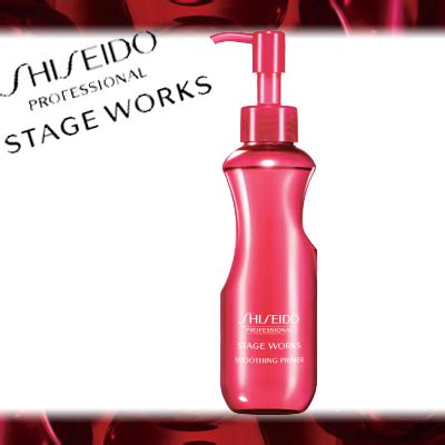 Shiseido Stage Works Smoothing Primer anemone rakuten global market shiseido shiseido stage