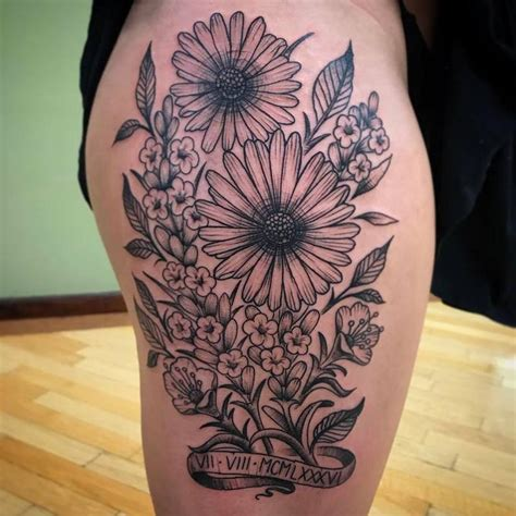 Flower Power Tattoos altered images tattoos chad pelland flower power