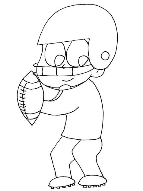 coloring page football football coloring pages coloring pages to print