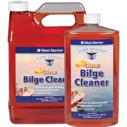 best boat bilge cleaner bilge cleaner west marine