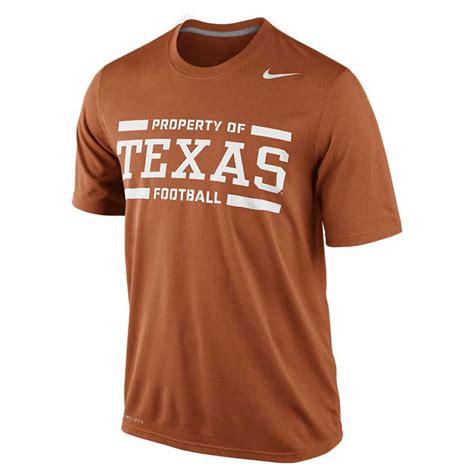 Nike Longhorns Mens Orange Elite Sleeve Polo 1 nike s sleeve longhorns dri fit t shirt in orange for lyst