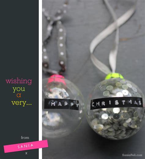 Vase Christmas Decorations My Pop Baubles In Grazia Magazine Sania Pell Freelance