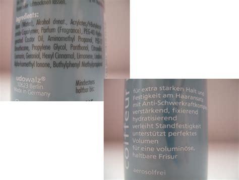 Promi Friseur Hamburg Frisuren Udo Walz Test Spezialstyling Udo Walz Lift Spray