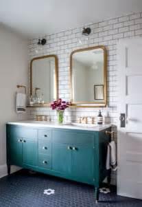 25 inspiring and colorful bathroom vanities tipsaholic