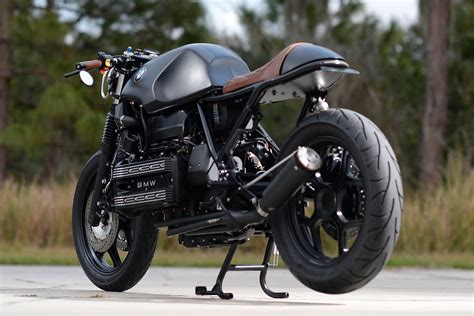 bmw motorcycle cafe racer bmw k100rs cafe racer hageman motorcycles pipeburn com
