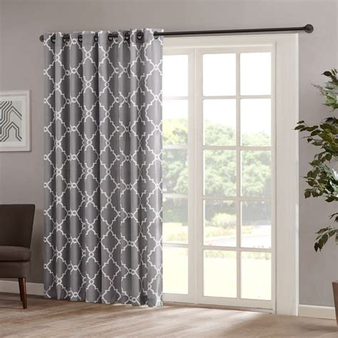 Slide Door Curtains by Best 25 Patio Door Coverings Ideas On Patio