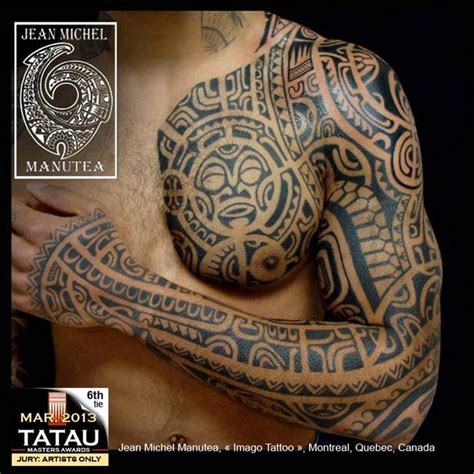 tribal tattoo quebec quot imago quot polynesian this for 6th place
