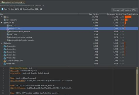android studio layout options android studio 3 0 everything you need to know hongkiat