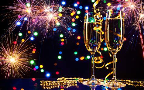 happy  year  glasses  champagne  fireworks desktop wallpaper hd  mobile phones