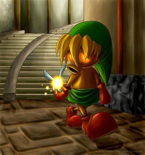 imagenes tristes de zelda legend of zelda majoras mask deku link www imgkid com