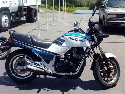 1985 Suzuki Gs1150e 1985 Gs 1150e Suzuki Motorcyce For Sale On 2040 Motos