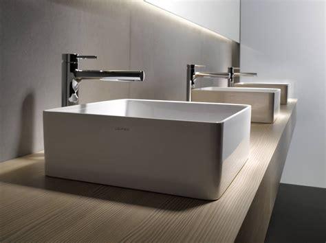 Modern Bathroom Sink by A More Modern Bathroom Trough Sink Http Sinks