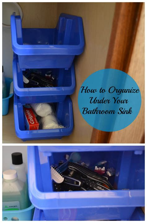 how to organize under bathroom sink how to organize under bathroom sink my fruitful home