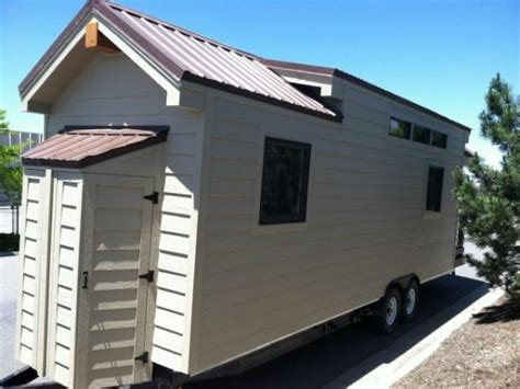 dakota tiny house on wheels for sale for 65k tiny house