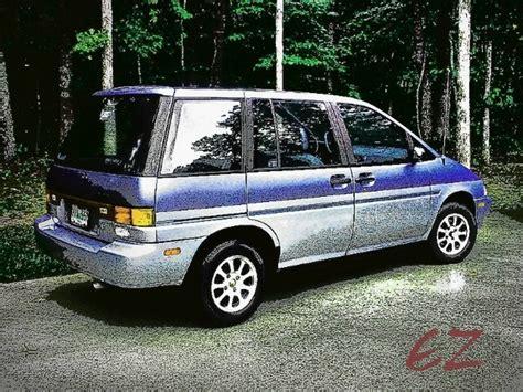 Nissan Axxess by Piskiu 1993 Nissan Axxess Specs Photos Modification Info