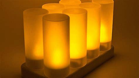candele con led dalani candele a led innovazione e tradizione