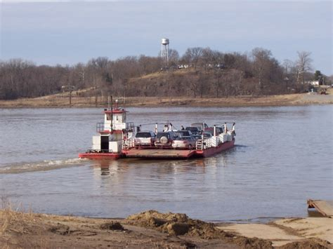 ferry boat kentucky kentucky illinois ferry reopens wjpf news radio