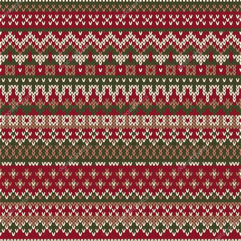 christmas jumper pattern vector free christmas sweater design seamless knitted pattern in