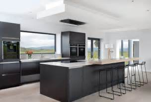 kitchen pics ideas 31 black kitchen ideas for the bold modern home