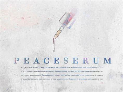 Kalung Divergent Dauntless Insurgent Allegiant top 18 ideas about serums on serum allegiant and divergent