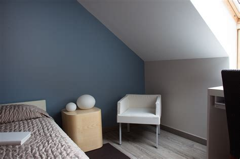 Bleu Gris Chambre by Peinture Chambre Bleu Et Gris 13 Ciel Coloris Naturels