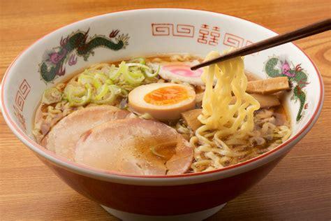 main types  japanese ramen japan info