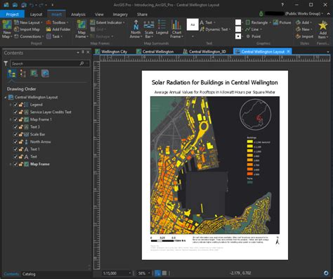 arcgis pro layout grid public works group blog an online resource for public