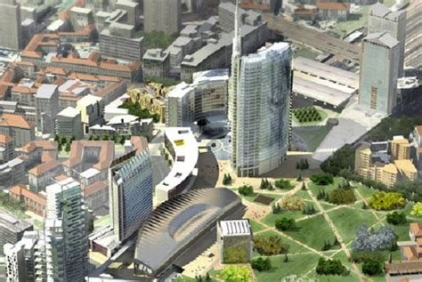 sede inps milanofiori milan projects construction skyscraperpage forum