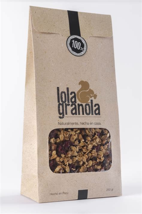 Granola 250 Gr granola lola granola piura verde