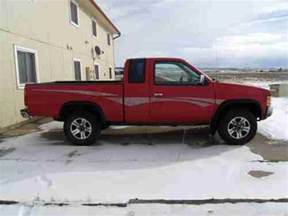 Nissan King Cab 1997 Purchase Used 1997 Nissan D21 King Cab In Laramie Wyoming