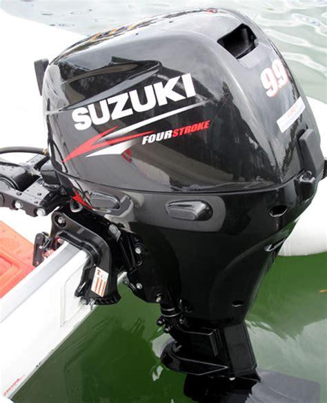 Лодочные моторы suzuki 9.9 инструкция