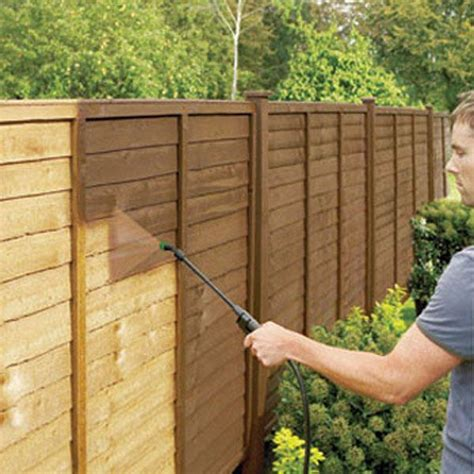 Shed And Fence Paint by 5l Sprayable Timbercare Pressure Sprayer Garden Timber