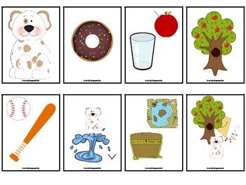 if you give a a donut if you give a a donut speech language companion pack tpt