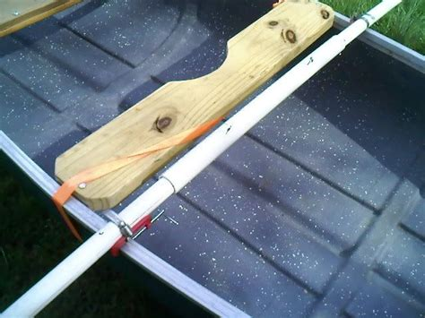canoe stabilizers  road association forums view topic homemade canoe