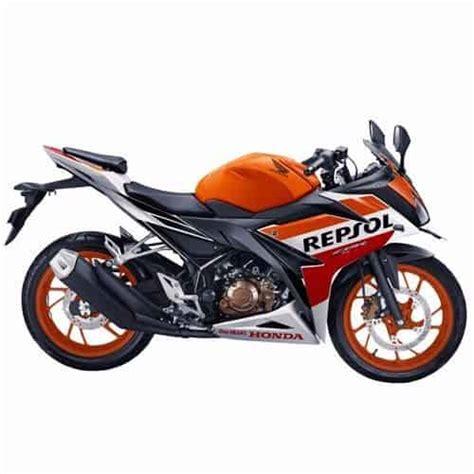 honda motor cbr jual motor honda cbr 150r k45g moto gp repsol racing edition
