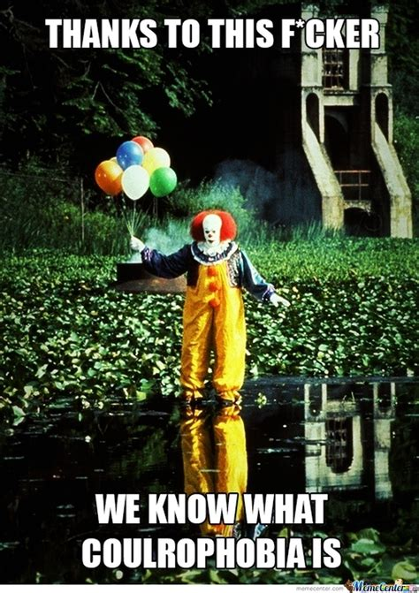 Pennywise The Clown Meme - pennywise memes image memes at relatably com