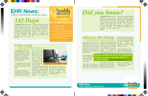 newsletter templates for word 2013 microsoft word newsletter template image collections