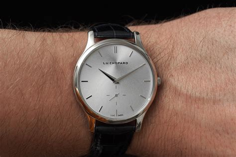 white and gold l professional watches review chopard l u c xps 18k white