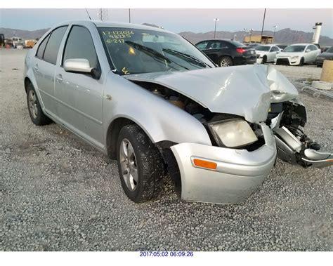 Volkswagen Salvage by 2003 Volkswagen Jetta Salvage Title