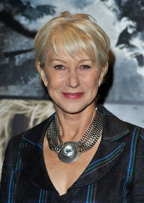 pictures ofolder women with thin hair blonde short hairstyles for older women with thin and fine