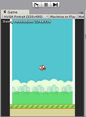 membuat game flappy bird dengan construct 2 membuat game flappy bird menggunakan unity3d part 5