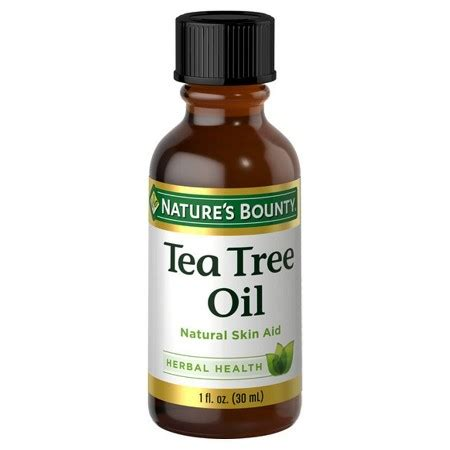 nature s bounty natural tea tree oil 1 oz target nature s bounty natural tea tree oil 1 oz target