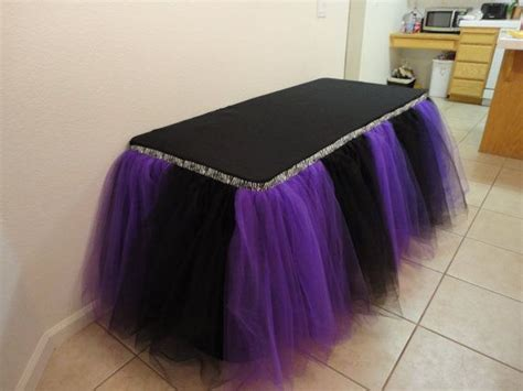 Best 25 Tulle Table Ideas by Best 25 Sweet 15 Decorations Ideas On